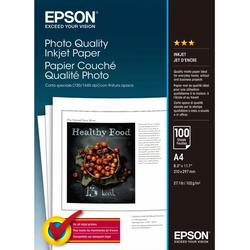 Original Epson Fotopapier 100 Blatt A4 InkJet für Tintenstrahldrucker
