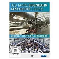 100 Jahre Eisenbahngeschichte Leipzig - DVD  Filme