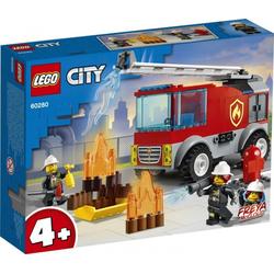 LEGO® Puzzle LEGO® City 60280 Feuerwehrauto, Puzzleteile