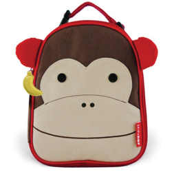 SKIP HOP Zoo Kindergartenrucksack Lunchie Affe