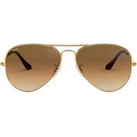 RB3025 001/51 55-14 polished gold/light brown
