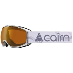 Cairn - Omega Photochromic White Silver Curve - Skibrillen