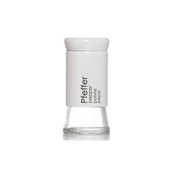 Ritzenhoff & Breker / Flirt Pfefferstreuer Cantina in weiß