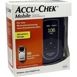 ACCU CHEK Mobile Set mg/dl III 1 St.