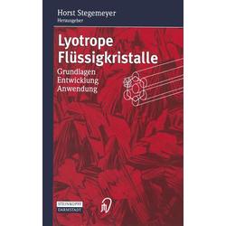 Lyotrope Flüssigkristalle: eBook von