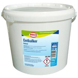 WECO Entkalker Pulver, Entfernt zuverlässig Kalkablagerungen an gewerblichen Geschirrspülmaschinen, 10 kg - Eimer