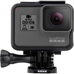 GoPro HERO 6 Action Cam 4K, Wasserfest, WLAN