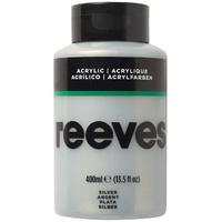 Reeves Acrylfarbe silber