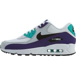 Nike Men's Air Max 90 Essential white-violett/ white, 42.5
