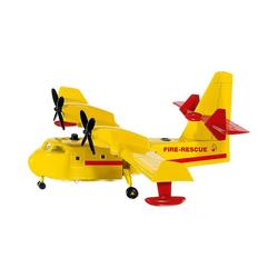 Siku Spielzeug-Flugzeug Löschflugzeug