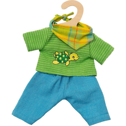 Heless Puppenkleidung Outfit Max Gr. 28-35 cm, Puppenkleidung