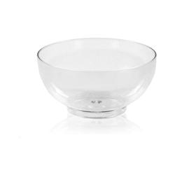 Fingerfood-Schale rund klar 70 ml PS Ø 6,7 x 3,3 cm, 25 Stk.