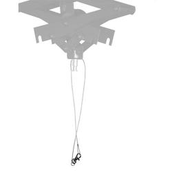 Walimex für Schere / Pantograph Sicherungsdraht