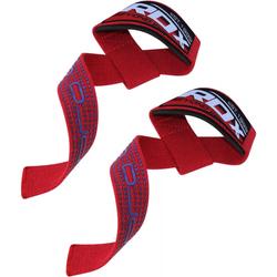 RDX W2 Zughilfen (Größe: Standardgröße, Farbe: Rot)