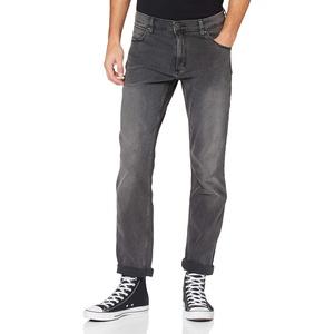 Wrangler Herren Authentic Straight Jeans, Grau (Grey), 30W / 30L
