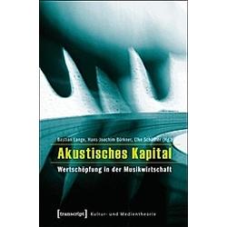 Akustisches Kapital - Buch