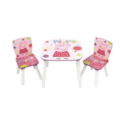 Peppa Pig Kindersitzgruppe Kindersitzgruppe, 3-tlg., Peppa Pig