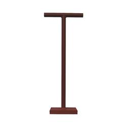 TRIZERATOP Mörtelkübel Handstampfer Betonstampfer 20 x 20 cm Erdstampfer