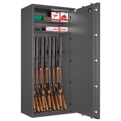 Waffenschrank EN 1143-1 Gun Safe 0/1-10 für 10 Langwaffen