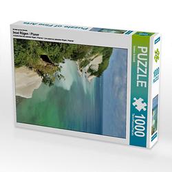 Insel Rügen / Planer Lege-Größe 48 x 64 cm Foto-Puzzle Bild von Sabine Schmidt Puzzle