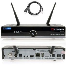 Octagon SF8008 Dual DVB-S2X