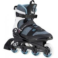 K2 Alexis 80 Pro Damen schwarz/grau/blau Größe 41,5