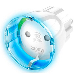 FIBARO Smart Home Z-Wave WLAN-Steckdose