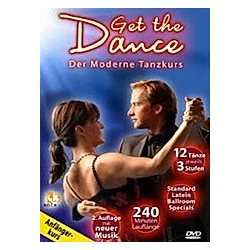 Get the Dance - Anfängerkurs - DVD  Filme