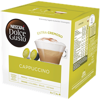 Nescafé Dolce Gusto Cappuccino 16 St.