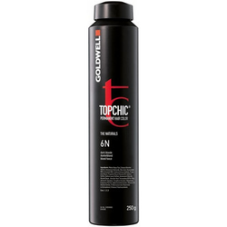 Goldwell Topchic Permanent Hair Color 250ml, 6RR@PK Dramatic Red