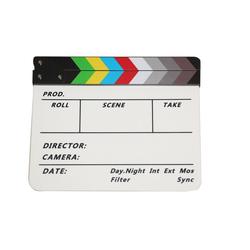 BRESSER Filmklappe BR-VC1 Filmklappe