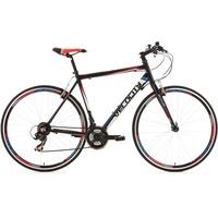 KS-CYCLING Velocity Fitnessbike 28 Zoll RH 56 cm schwarz