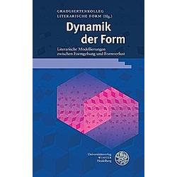 Dynamik der Form - Buch