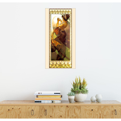 Posterlounge Wandbild, Der Polarstern 40 cm x 80 cm