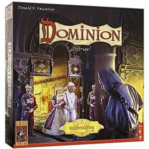 Unbekannt 999 Games spel Dominion: Intrige