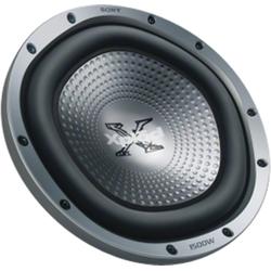 Sony Lautsprecher Subwoofer XS schwarz