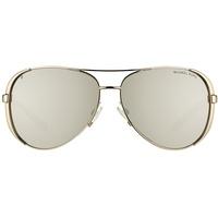 Michael Kors Chelsea MK5004 1001Z3 silver/white/silver mirrored