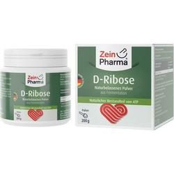 D-Ribose Pulver 200g aus Fermentation
