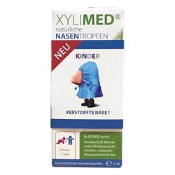 MIRADENT Xylimed Kid's natürliche Nasentropfen 22 ml