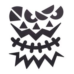 creativ company Sticker Halloween Gesichter, selbstklebend