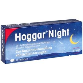 STADA HOGGAR Night Tabletten