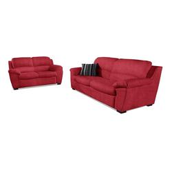 COTTA Sitzgruppe, (Set, 2-tlg) rot