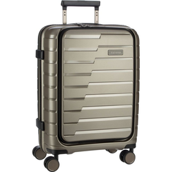 travelite Trolley Air Base 4-Rad Trolley S Vortasche grau