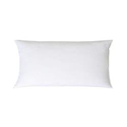 Centa-Star Dreikammer-Kopfkissen Classic in weiß, 40 x 80 cm