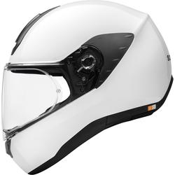 Schuberth R2 Basic Motorrad Integralhelm, weiss, Größe XS