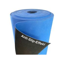 Trittschalldämmung 1,5mm Nostra Antislip rutschfest für SPC und Klick Vinylboden 20QM je Rolle