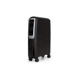 Klarstein Ölradiator Thermaxx Noir Ölradiator 2500W 10-30° C 24h-Timer Fernbedienung schwarz