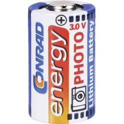CR2 Fotobatterie CR 2 Lithium 800 mAh 3V 1St.