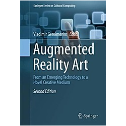 Augmented Reality Art - Buch