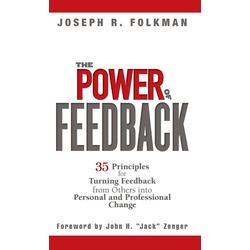 Power Feedback als Buch von Folkman